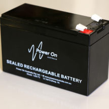 Power On Australia 12V 9AH SLA Battery